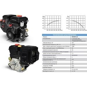 Двигатель бензиновый ZONGSHEN SN360E с генераторной катушкой