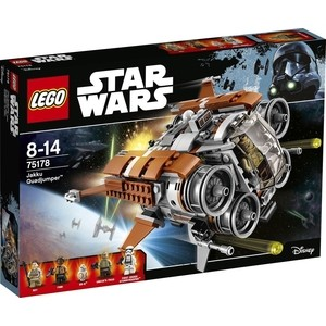 Конструктор Lego Star Wars Квадджампер Джакку (75178) медиа lego star wars iii the clone wars classics