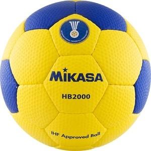 Мяч гандбольный Mikasa HB 2000 р. 2 (одобрен IHF) мяч для пляжного волейбола mikasa vxs zb b р 5