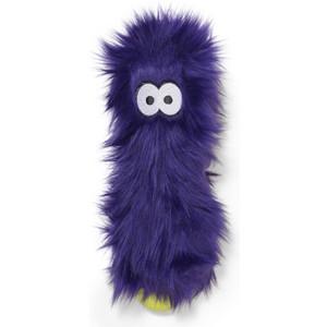 Игрушка Zogoflex Rowdies Custer плюшевая фиолетовая 10 см для собак (West Paw Design)