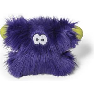 Игрушка Zogoflex Rowdies Fergus плюшевая фиолетовая 24 см для собак (West Paw Design)