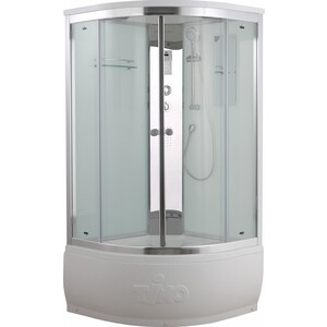 Душевая кабина Timo Comfort 100x100x220 см стекла прозрачные (T-8800 C) душевая кабина timo comfort 100x100x220 см стекла матовые t 8800 f