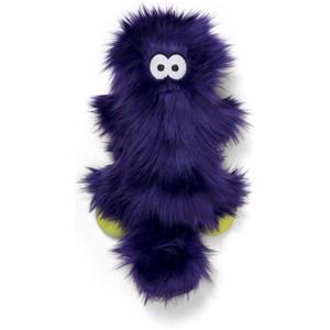 Игрушка Zogoflex Zogoflex Rowdies Sanders плюшевая фиолетовая 17 см для собак (West Paw Design)