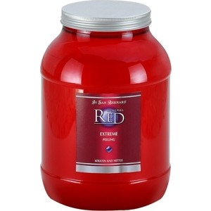 Cредство-пиллинг Iv San Bernard Mineral Red Derma Exrteme Peeling для животных 300 мл