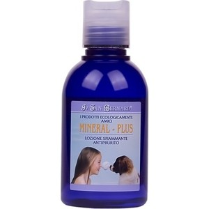 Лосьон Iv San Bernard Mineral Plus Lotion против воспаления и зуда кожи животных 125 мл крем против зуда