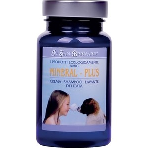 Шампунь-крем Iv San Bernard Mineral Plus Cream Shampoo мягкого действия для шерсти животных 100 мл