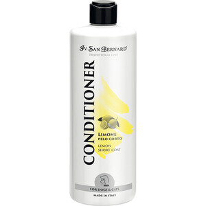 Кондиционер Iv San Bernard Traditional Line Plus Conditioner Lemon Short Coat для короткой шерсти животных 500 мл