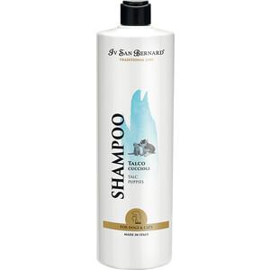 Шампунь Iv San Bernard Traditional Line Talc Shampoo с тальком для щенков и котят 1 л