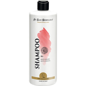Шампунь Iv San Bernard Traditional Line KS Anti Odour Shampoo против запаха для животных 500 мл