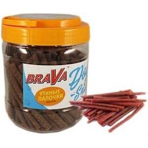 Лакомство BraVa Dog Snacks утиные палочки для собак 700 г (110693)