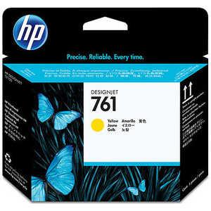 HP Печатающая головка 761 Designjet (желтый) (CH645A) цены онлайн