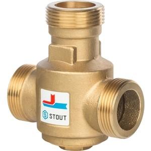 Смесительный клапан STOUT термостатический G 1 1/4 НР 70°С (SVM-0030-325508) цены онлайн