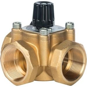Смесительный клапан STOUT 3-х ходовой 1 1/2 KVs 26 (SVM-0003-014001) цены онлайн