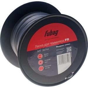Леска триммерная Fubag 2.4мм 130м круг FR (38744)