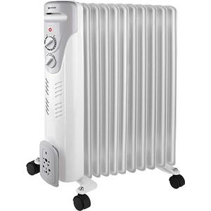 цена Масляный радиатор Vitek VT-1710(W) онлайн в 2017 году