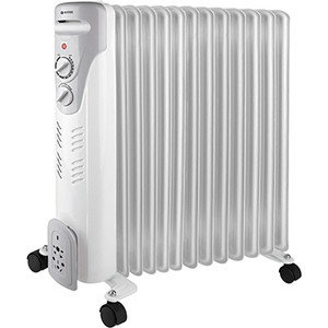 Масляный радиатор Vitek VT-1711(W)