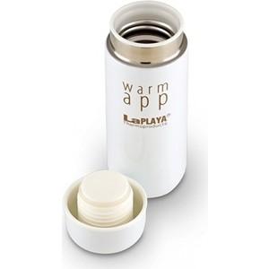 Набор термосов 0.2 л LaPlaya WarmApp белый/черный (560033)