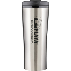Термокружка 0.4 л LaPlaya Vacuum Travel Mug (560080) термокружка la playa vacuum travel mug 400ml stainless steel 560080