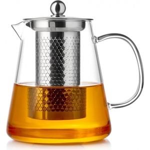 Чайник заварочный 1 л Walmer Sapphire (W23008100) чайник заварочный walmer gala 750мл фарфор