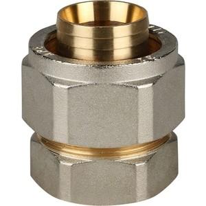 Переходник STOUT с внутренней резьбой 1 х 32 для металлопластиковых труб винтовой (SFS-0002-000132) stout переходник с наружной резьбой 1 2х20 для металлопластиковых труб прессовой