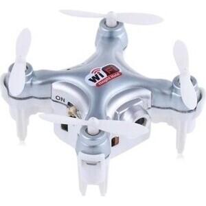 Радиоуправляемый квадрокоптер Cheerson CX-10WD+TX RTF 2.4G cheerson cx 10wd mini wifi fpv 0 3mp quadcopter dark gray page 4