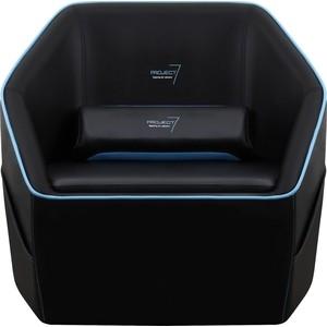 Диван для геймера Aerocool P7-CH1 AIR черно-синий кресло для геймера aerocool ac60c air bg черно зеленое