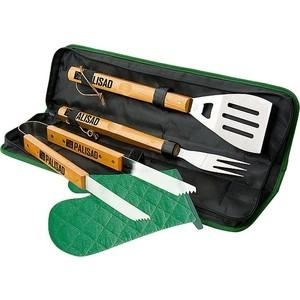 Набор приборов Palisad Camping для барбекю 4 предмета в сумке (69578)