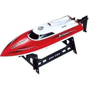 Радиоуправляемый катер HuanQi HQ960 Uni-Fun + АКК и ЗУ RTR 2.4G - HQ960 радиоуправляемый катер proboat recoil 17 deep v rtr 2 4g