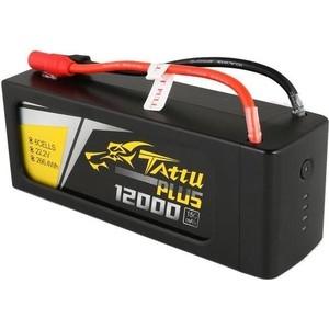 Аккумулятор Gens Li-Po 14.8 V 12500 mAh 15C (4S1P) TATTU Plus - TA-PLUS-15C-12000-6S1P аккумулятор gens li po 11 1 v 450 mah 75c 3s1p