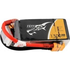 Аккумулятор Gens TATTU Li-pol 11.1 V 1300 mAh, 45C, 3s1p, XT60 - TA-45C-1300-3S1P