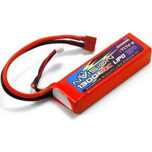 Аккумулятор nVision LiPo 11.1 V 3S 30C 1300 mAh - NVO1808 wilson nvision premium