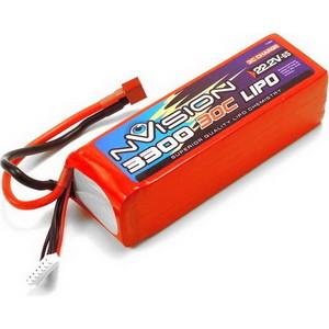 Аккумулятор nVision LiPo 22.2 V 6S 30C 3300 mAh - NVO1816 все цены