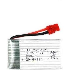 Аккумулятор Syma LiPo 3.7 V 500 mAh для X14W