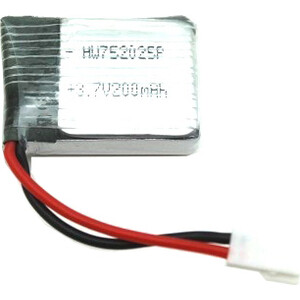 Аккумулятор Syma X4 LiPo 3.7 V 1S 200 mAh - SYMA X4-14