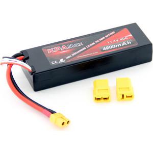Аккумулятор Vant Li-Po 11.1 V 4200 mAh 40C 3S (универсальный разъем) аккумулятор mjx li po 3 7v 1200 mah разъем jst mjx t41 19