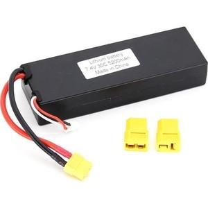 Фото - Аккумулятор Vant Li-Po 7.4 V 5200 mAh 30C 2S VTB30C52-2S replacement 7 4v 30c 4200mah li poly battery pack for r c car model