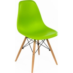Стул Woodville Eames PC-015 green