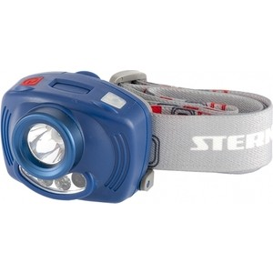Фонарь Stern налобный Extreme ABS 3 реж ИК сенсор CREE XP-E LED 3 Вт 3хААА