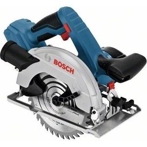 Пила дисковая аккумуляторная Bosch GKS 18 V-57 (0.601.6A2.200)