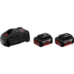 Зарядное устройство Bosch 18 V, 5,0 Ач + GAL 1880 CV (1.600.A00.B8J) зарядное утройство bosch gax 18 v 30 1600 a 011 a9