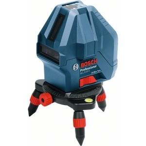 Нивелир лазерный Bosch GLL 3-15X + мини штатив (0.601.063.M00) цена и фото