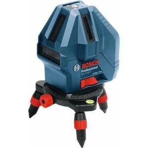 Нивелир лазерный Bosch GLL 5-50X + мини штатив (0.601.063.N00) мини штатив webbers st 55s