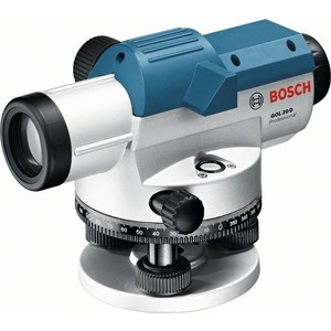 Нивелир оптический Bosch GOL 20D с поверкой (0.615.994.09X)