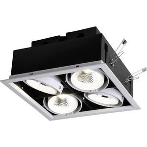 Встраиваемый светодиодный светильник Favourite 1985-4C