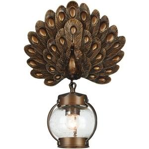 Уличный настенный светильник Favourite 2032-1W уличный настенный светильник favourite 1813 1w