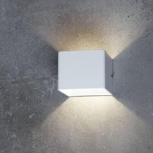 Уличный настенный светодиодный светильник Favourite 1998-1W уличный настенный светильник favourite 1813 1w