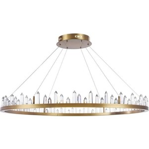 купить Подвесной светодиодный светильник Maytoni H186-PL-01-73W-BS по цене 53789.5 рублей