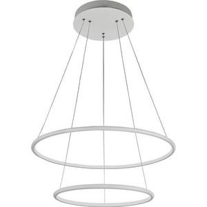 Подвесной светодиодный светильник Maytoni MOD807-PL-02-60-W maytoni cl907 02 w