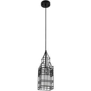 Подвесной светильник Maytoni T195-PL-01-B потолочный светильник maytoni p110 pl 01 or