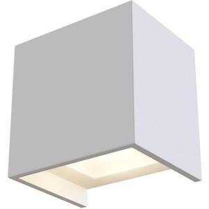 Настенный светодиодный светильник Maytoni C155-WL-02-3W-W спот maytoni mod142 wl 01 w